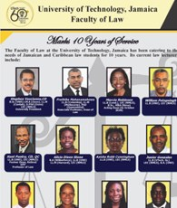Faculty of Law Marks 10 years of Service