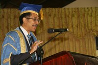 Capacity Audience Witnesses Installation of Prof Stephen Vasciannie as Fourth President