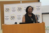 Human Rights Advocate Tracy Robinson Urges closer involvement in promoting social justice for all in the Americas…