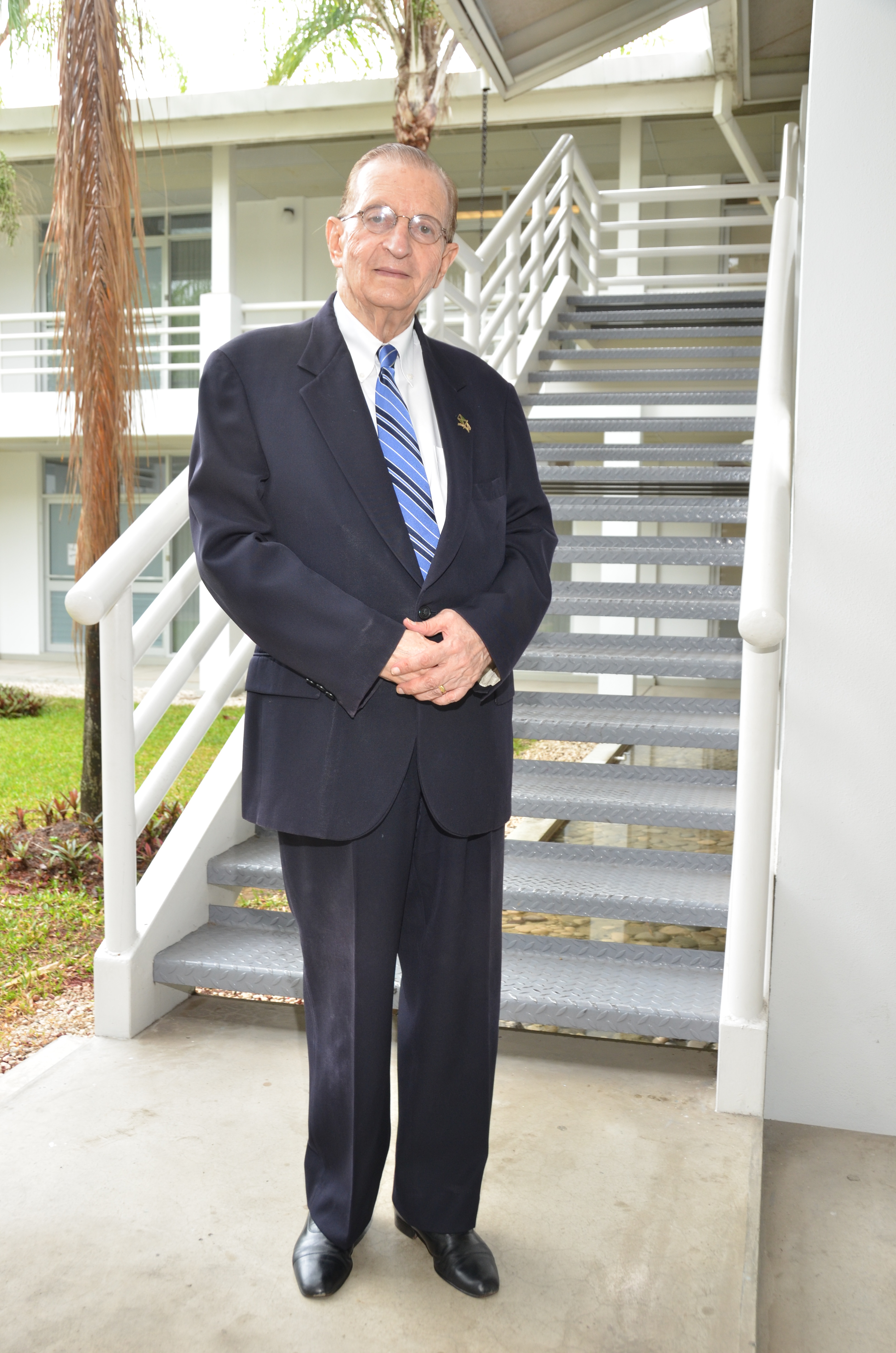 The Most Hon. Edward Seaga Reappointed UTech, Jamaica Chancellor