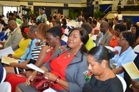 Staff Honoured at 46th Annual UTech, Jamaica Awards