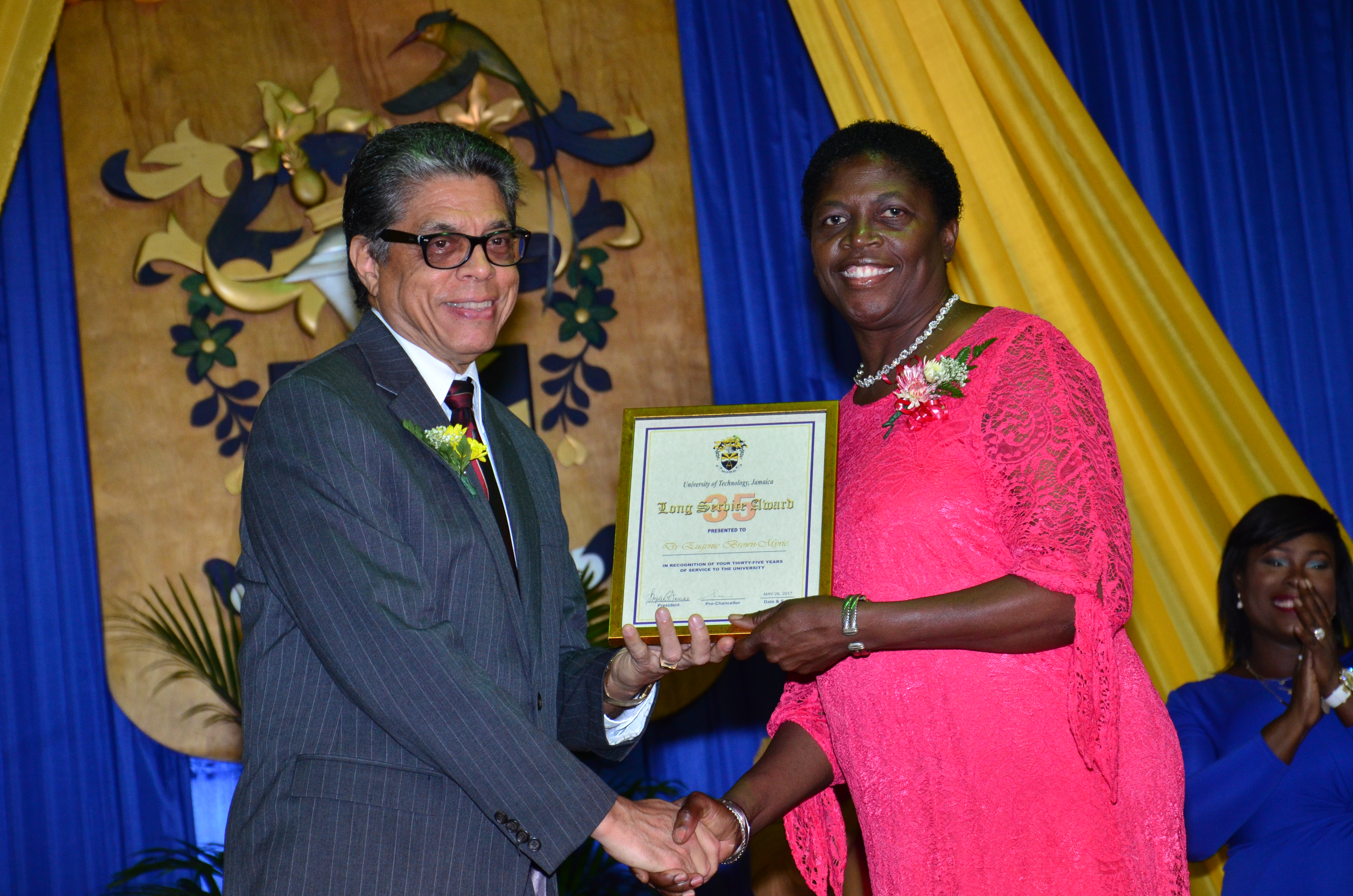 UTech, Jamaica Staff Honoured at 47th Annual Awards