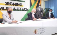 UTech, Jamaica and  Ministry of Labour and Social Security Sign MoU to Promote Labour Market Information System (LMIS)