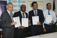 UTech, Jamaica and PCJ Forge $5M Partnership for Capacity Building in Engineering and Renewable Energy Research