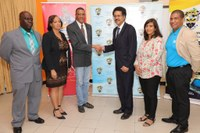UTech Jamaica and UWI, Mona Receive $12M Computer Network Equipment from Palisadoes Foundation