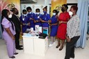 UTech, Jamaica Receives Donation of Medical Supplies and Books from Nursing Practitioners in the USA
