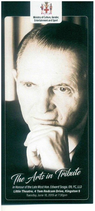 """UTech, Jamaica Pays Tribute at """"The Arts in Tribute in Honour of the Late Most Honourable Edward Seaga"""""""