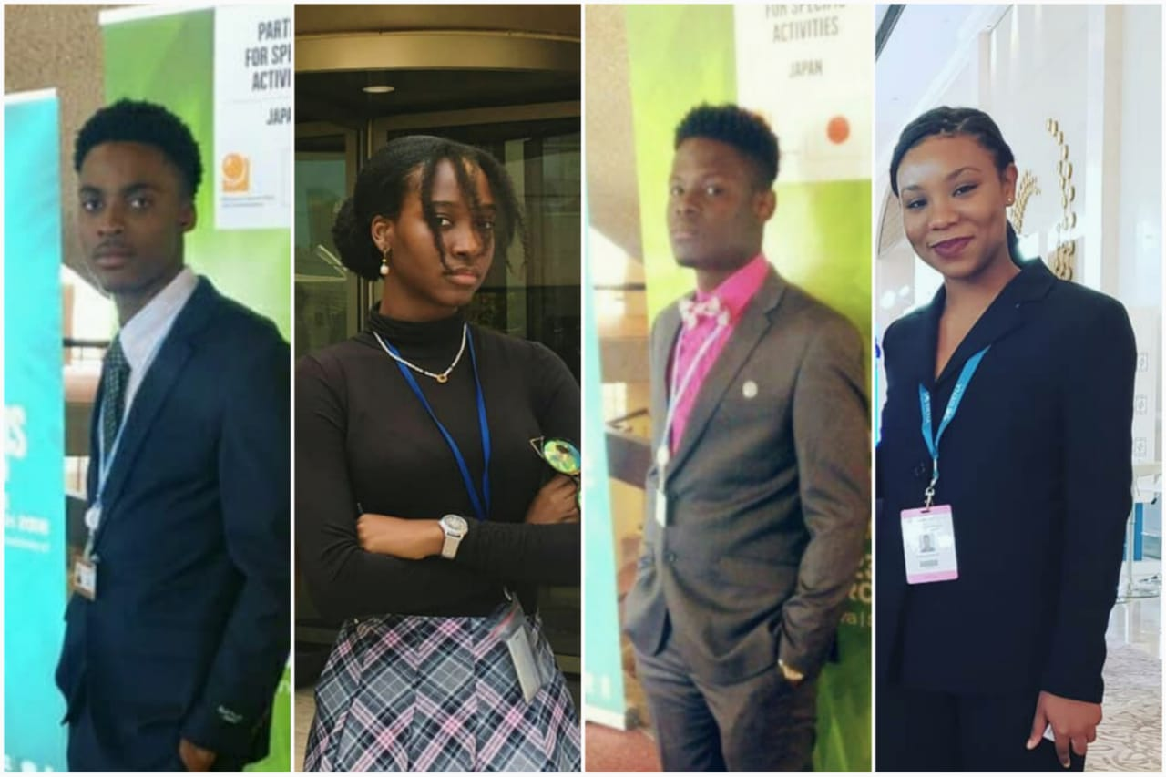 UTech, Jamaica Team Advances to Finals of the IBMCoders Global Challenge 2020 (University Edition)